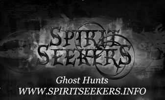 Spirit seekers ghost hunts