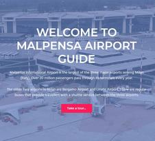 Malpensa Airport Travel