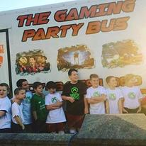 The Gaming Party Bus