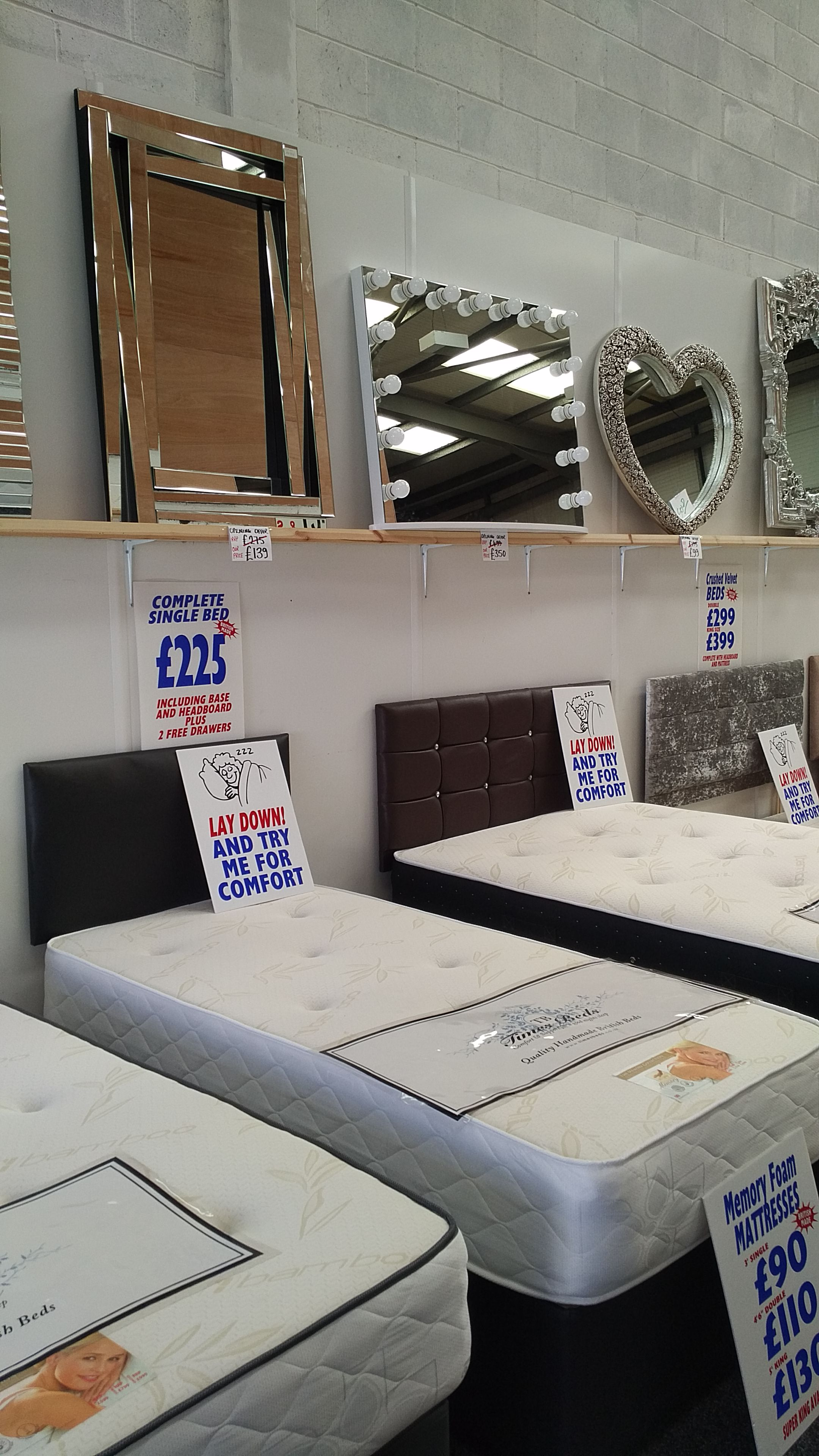 Direct beds and sofa outlet